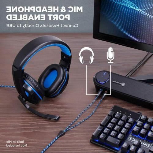 GOgroove USB - SonaVERSE PC Sound Powered