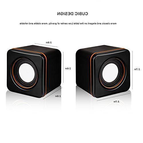 Small Desktop Speakers