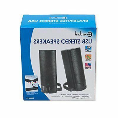 USB Computer Speakers Desktop Laptop Bar Dell HP