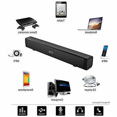 USB Computer Wired Sound Mini PC