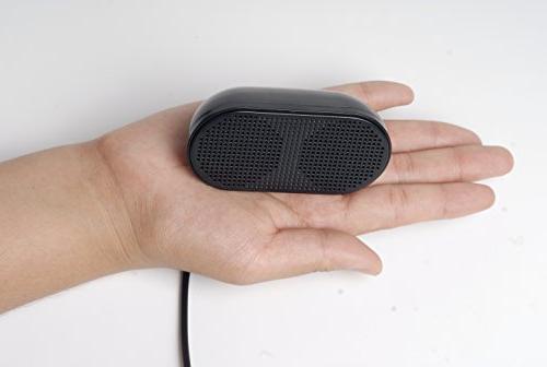HONKYOB USB Computer Multimedia Speaker for Laptop PC