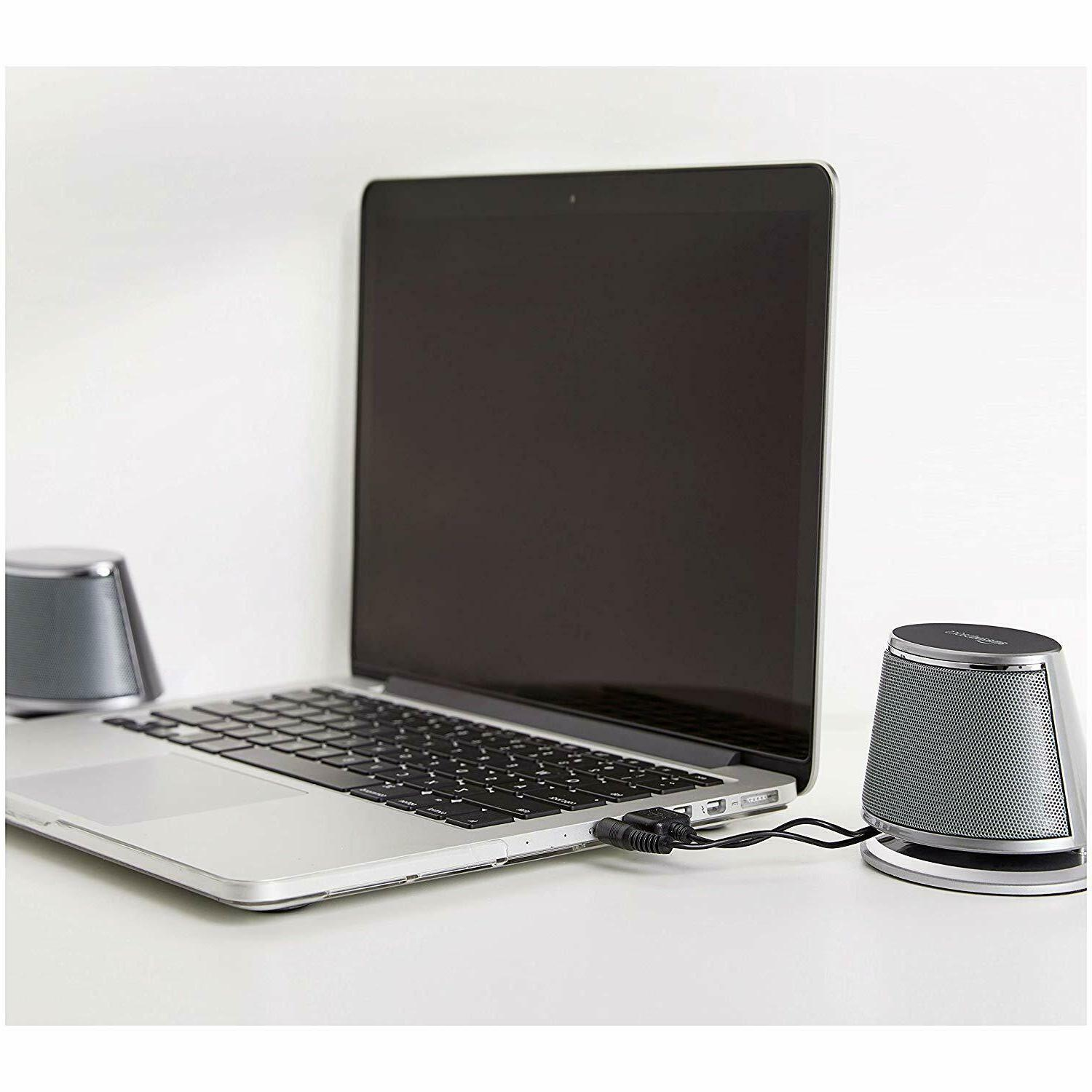 AmazonBasics Computer with Silver