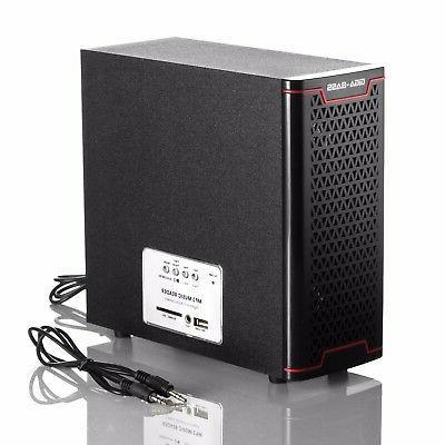 usb powered pc speakers computer desktop laptop