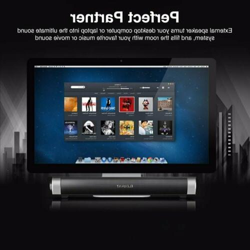 USB Bar Soundbar for