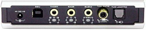 Creative Blaster External Sound Card