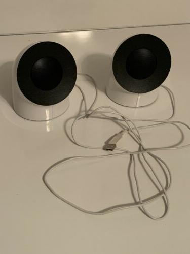 LaCie USB Speakers Poulton 2.0 130811 pc