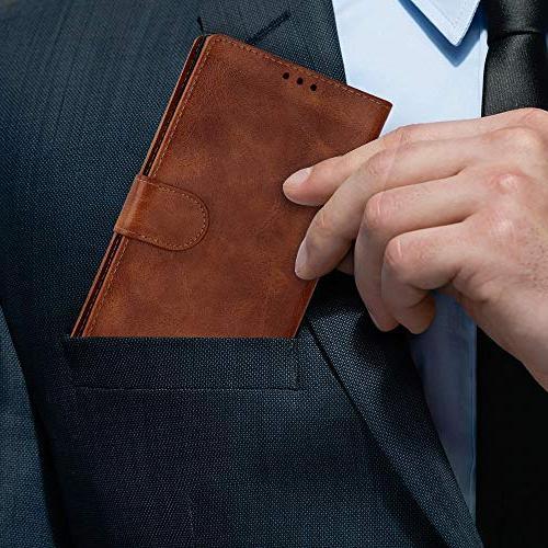 Wallet for Aristo 2 3 L158VL/LG Rebel 4 Dynasty/LG Phoenix Leather