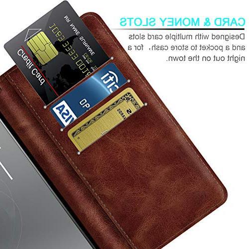 Wallet Aristo 2 3 L158VL/LG 4 Dynasty/LG 2018/ LG Phoenix OTOONE Leather with Kickstand