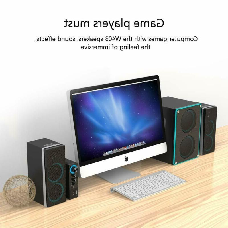 ineo Gaming/PC Speakers with and