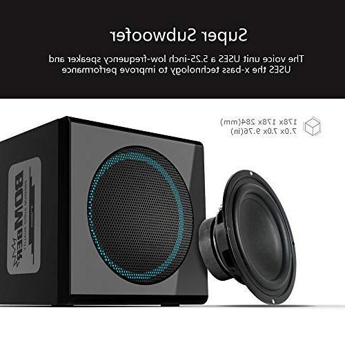 ineo 2.1 Speakers Subwoofers Individual