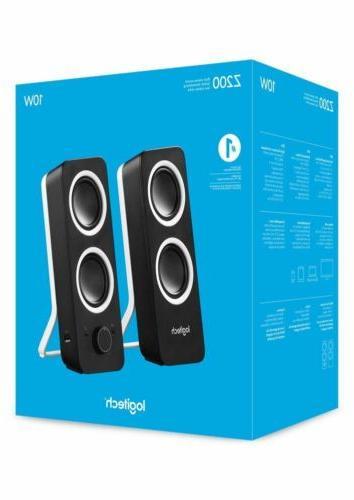 Logitech Speakers -