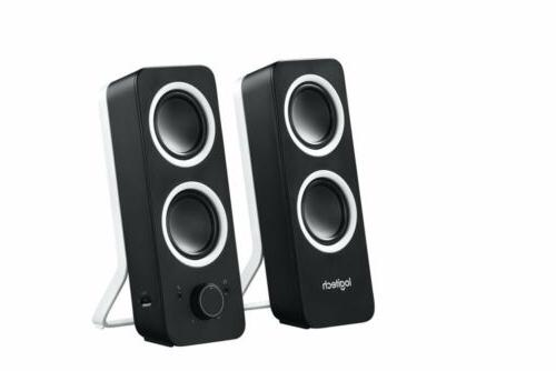 z200 multimedia speakers pc speakers midnight black