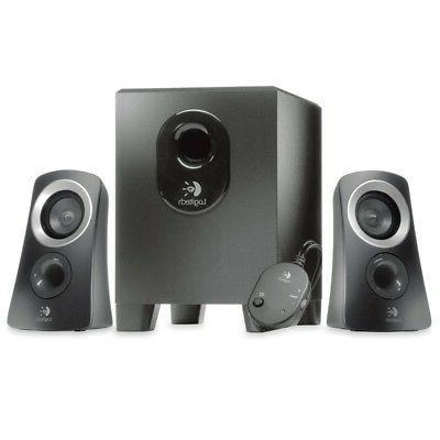 z313 2 1 dt speakers