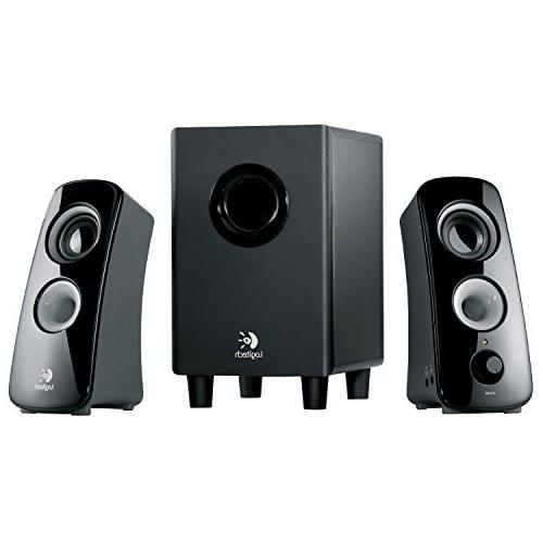 z323 multimedia speaker system