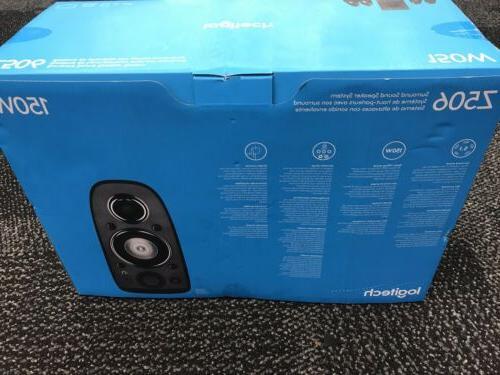 Logitech Z506 Sound System