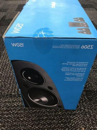 Logitech Z506 Sound Speaker System