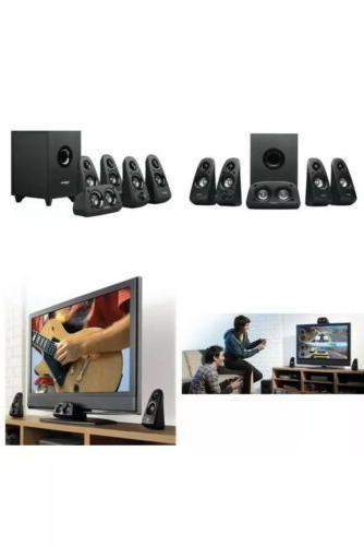 z506 5 1 surround sound home theater