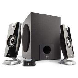 laptop computer pc speaker system 2 1
