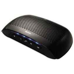 Maxell - Portable Bluetooth Speaker Built-In Power Bank Blac