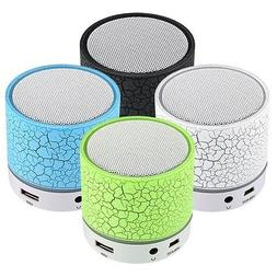 Mini A9 Bluetooth Wireless Speaker TF Portable For Cell Phon