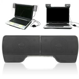 ELEGIANT Mini Portable Computer USB Speaker Stereo for MP3 P