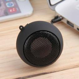 Mini Portable Hamburger Speaker Amplifier For Laptop iPhone