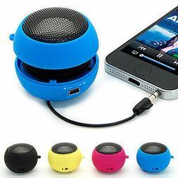 mini portable hamburger speaker amplifier for laptop