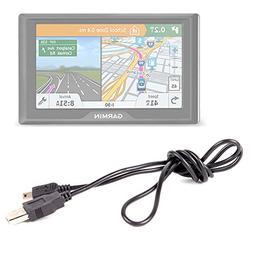 DURAGADGET Mini USB Digital Data Sync Cable for Garmin Drive
