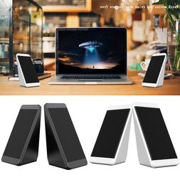 Mini USB Power Wired Computer Speaker Stereo 3.5mm Jack For