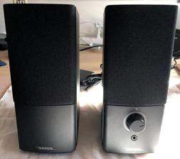 Mint! New Bose Companion 2 Series III Computer Speakers blac