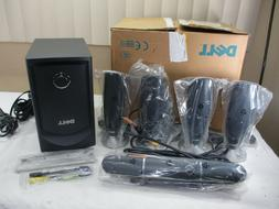 Dell MMS-5650 5.1 Surround Sound Home Theatre Computer PC Sp