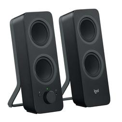 Logitech Multi Device Stereo Speakers Bluetooth Wireless PC