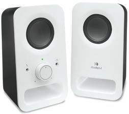 Logitech Multimedia Speakers Z150 with Stereo Sound for Mult