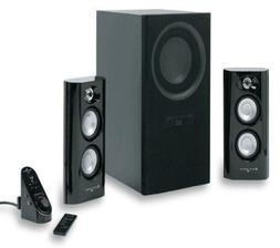 Altec Lansing MX5021 90-Watt Powered RMS 3-Piece Speaker Set