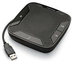 Plantronics Calisto P610 speakerphone PC Black USB 2.0