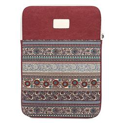 Notebook Sleeve for 15.6 Inch Laptops and Tablet Sleeve for