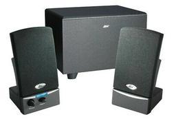Cyber Acoustics Oem 3 Pc Subwoofer System
