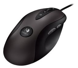 Logitech Optical Gaming Mouse G400 with High-Precision 3600