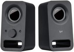 Logitech PC speakers PC Z150BK black stereo 2ch compact 3.5m