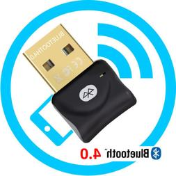 Mini Audio Bluetooth Wireless USB Adapter Dongle for PC/Lapt