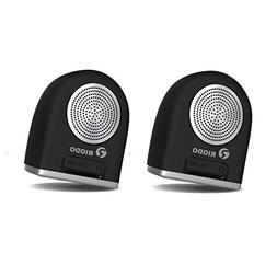 RIODO Portable Bluetooth Speakers, Magnetic True Wireless St