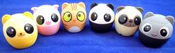 Portable Bluetooth Wireless Mini Animal Speaker Selfie Remot