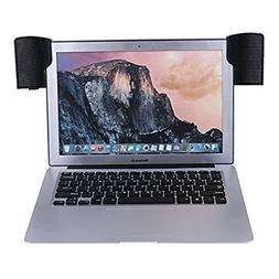 Portable Laptop Clip-on 1 Pair Mini USB Stereo Speakers,Busi
