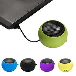 Mini Portable Hamburger Stereoo Speakers Amplifier For iPod