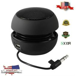 Portable Mini USB Power Computer Speakers Stereo 3.5mm Jack