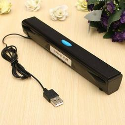 Portable Multimedia Mini USB Speaker for Desktop PC Computer
