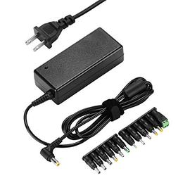 PryEU 12V 5A AC DC Adapter 60W Regulated Power Supply with 1