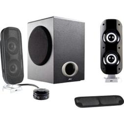 3 pc Powered Speakers  -