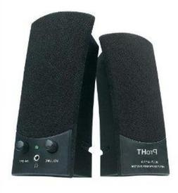 Inland ProHT USB Powered Stereo Speakers