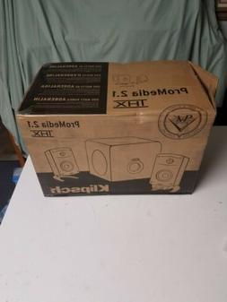 Klipsch ProMedia 2.1 THX Certified Computer Speaker System -